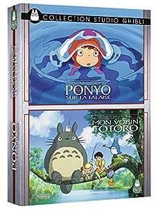 Mon voisin Totoro + Ponyo sur la falaise - coffret 2 DVD
