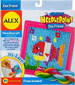 Needlecraft Activity Kit - Sea Friends