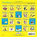 Curious Georges First Day of School (Curious George) (Curious George 8x8)