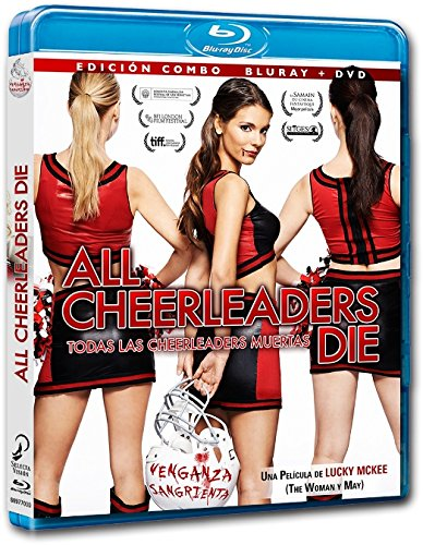 All Cheerleaders Die [Blu-ray] 61Sd9B62FFL