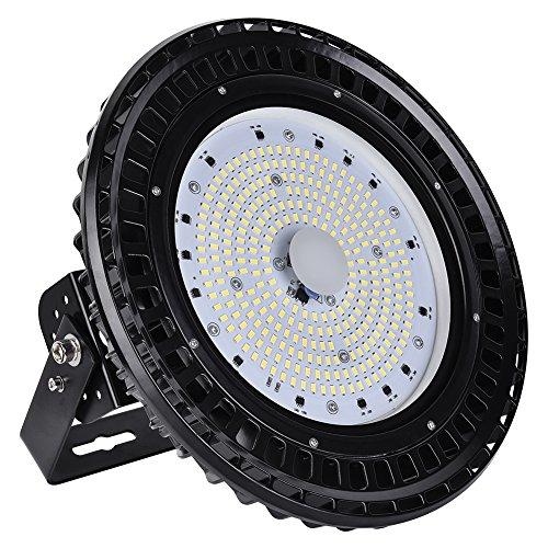 Himanjie® - Foco LED impermeable, 100W/150W/200W/300W UFO, IP65, para industria, bombilla SMD...