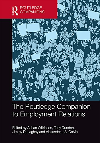 The Routledge Companion to Employment Relations (Routledge Companions in Business, Management and Accounting)