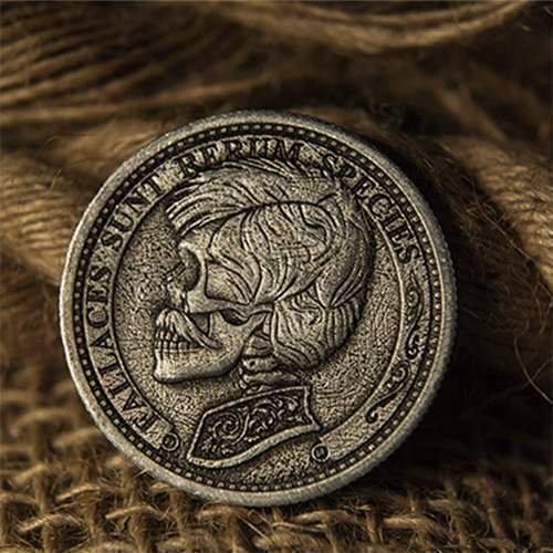 Solomagia grifters - magia con monete - giochi di magia e prestigio