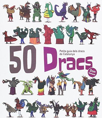 Expositor Cultura Popular - El Cep i la Nansa edicions: 50 Dracs. Volum 2: Petita Guia dels Dracs de Catalunya: 13 (Figures de Festa)