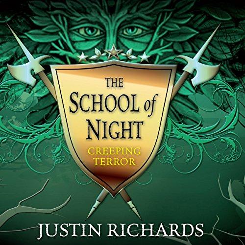 The School of Night: Creeping Terror  Audiolibri