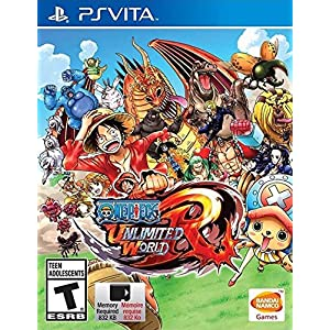 One Piece Unlimited World Red – PlayStation Vita