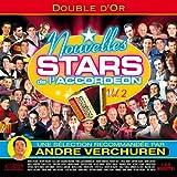 Double d'Or Nouvelles Stars De l'Accordéon, Vol. 2 (Sélection recommandée par André Verchuren)