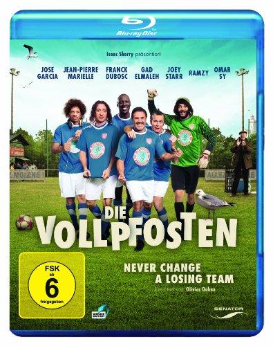 Bild von Die Vollpfosten - Never Change a Losing Team [Blu-ray]