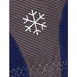 Ejendals Lederhandschuh Tegera 295, 1 Stück, grau / blau / weiß, 295-11 - 2