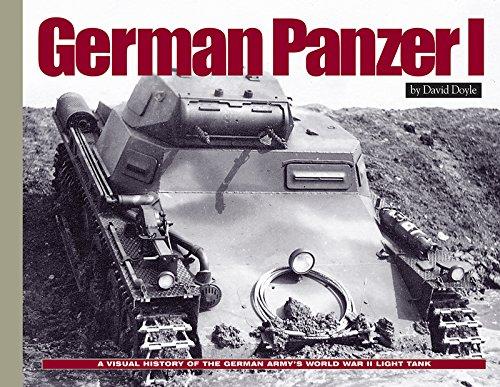 German Panzer I (Visual History Series HC) -