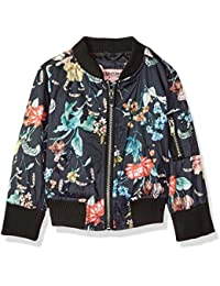 Urban Republic Girls' Poly-Sateen Jacket