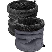 heekpek Scaldacollo in Pile Funzioni Multiple Beanie Mask Cervicale Warmies Antivento Caldo Scaldacollo Multifunzione…