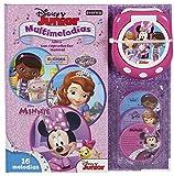 Disney - Libro Multimelodías Disney Junior (Libros singulares)