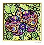 Ravensburger Malen nach Zahlen 28337 - Blütenzauber, bunt