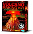 4M Kidz Labs Volcano Making Kit from Great Gizmos