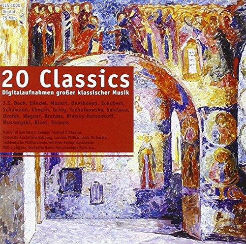 20 Aufnahmen Grosser Klassischer...