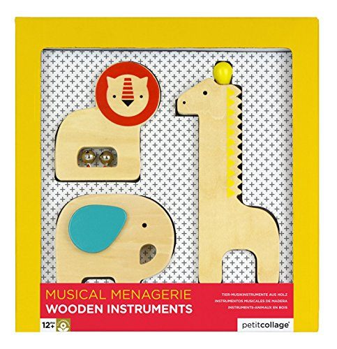 Holz Tier Instrumente
