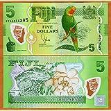 Fiji Five Dollars -The Most Beautiful Polymer Note @ arunrajsofia