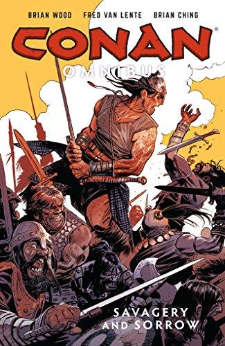 Conan Omnibus Volume 6 (Brian Conan Wood)