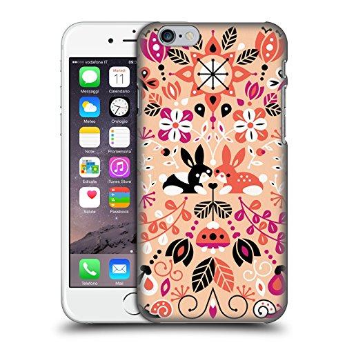 Offizielle Cat Coquillette Alpaka Tiere Ruckseite Hülle für Apple iPhone 7 / iPhone 8 Hase Liebhaber