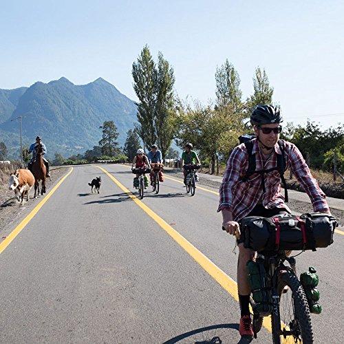 Blackburn Outpost bikepacking Lenker Rolle Tasche Schwarz
