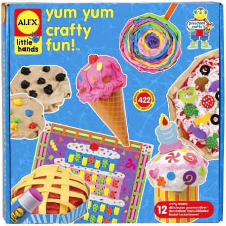 Alex Alex Alex Toys Little Hands Miam Miam Crafty Fun a676f7