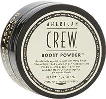 American Crew Boost Powder, Polvo antigravedad y Volumen con acabado mate, 10 gr.