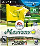 Tiger Woods PGA TOUR 12: The Masters - Playstation 3