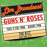 Live Broadcast 2nd February 1988 The Ritz