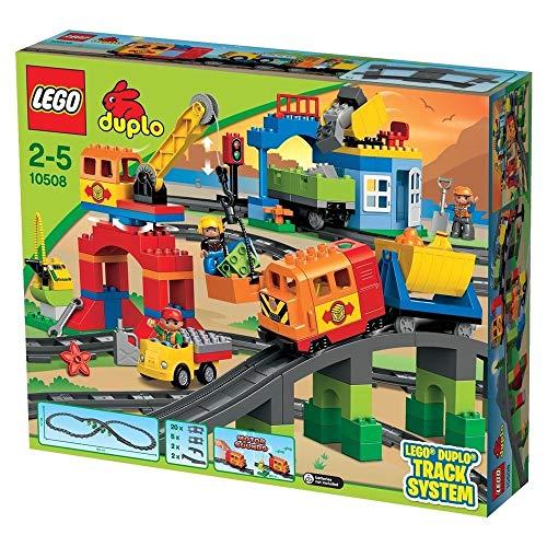 LEGO 10508 Duplo Eisenbahn Super Set