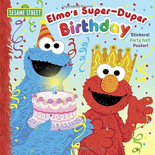 Elmo's Super-Duper Birthday (Sesame Street) (Pictureback(R)) (Elmo Party)