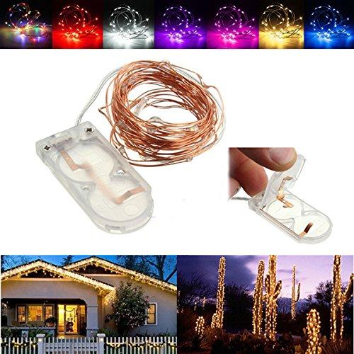 Fee-Schnur-Licht Holay Licht-Partei-Weihnachten ()