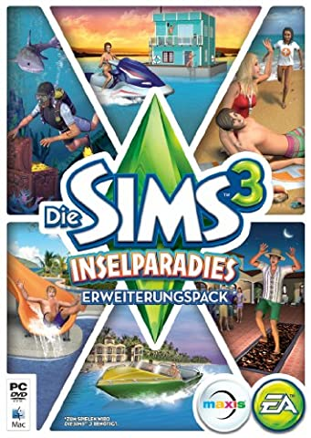 Die Sims 3: Inselparadies (Pc The Sims 3)