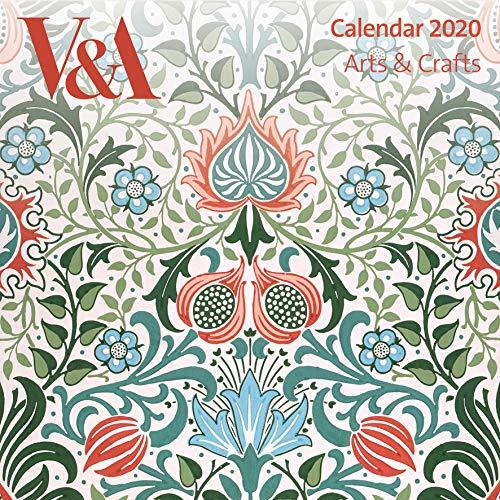 V&a Arts & Crafts - 2020 Calendar