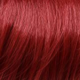 Prettyland - 11772A 60 cm Clip in Extension cheveux Postiche Queue de cheval Coiffure – rouge R02