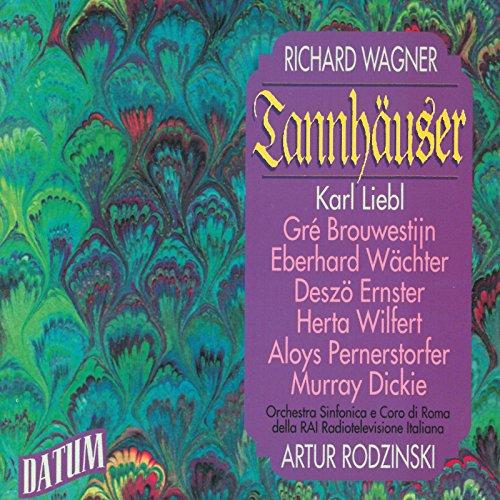Tannhäuser, WWV 70, Act II: Blick ich umher in diesem edlen Kreise (Live) (Kreis Datum)