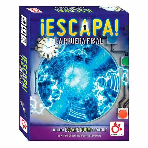 Comprar Mercurio Ediciones - Escapa: La prueba Final