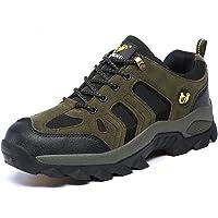 LucaSng Chaussures de Randonnée Basses Femmes Hommes Imperméable Chaussure de Marche Promenades Voyages Sport Sneakers…