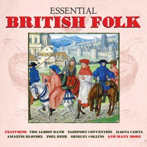 Essential British Folk [Double CD]