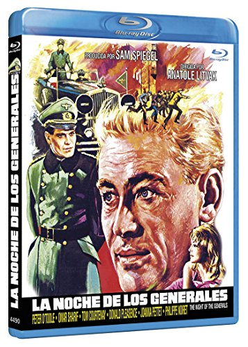 The Night of the Generals (LA NOCHE DE LOS GENERALES, Spanien Import, siehe Details für Sprachen)
