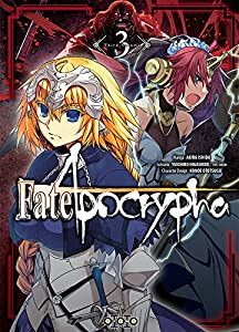 Fate/Apocrypha Edition simple Tome 3