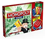 Hasbro Spiele A7444100 - Monopoly Banking