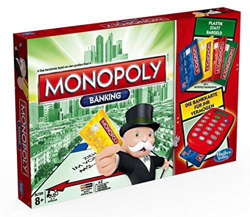 hasbro-spiele-a7444100-monopoly-banking-familienspiel