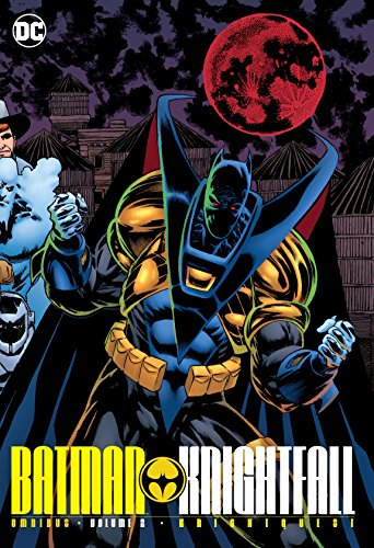 Batman Knightfall Omnibus Vol. 2 Knightquest: Knightsquest por Chuck Dixon