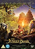 The Jungle Book DVD 2016 from Walt Disney Studios Home Entertainment