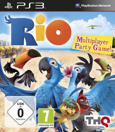 Rio (Rio Spiel Ps3)