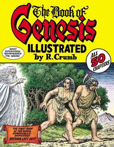 Robert Crumb's Book of Genesis by R. Crumb (2009-12-01)