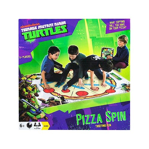(Unbekannt Teenage Mutant Ninja Turtles Pizza Spin Verdrehen Spiel)