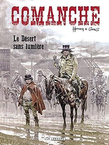 Comanche - tome 5 - Désert sans lumière (Le)