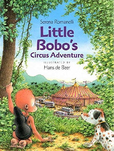 little-bobos-circus-adventure-by-debeer-h-2005-02-01